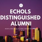 Echols Distinguished Alumni
