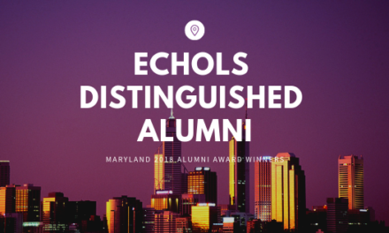 Echols Distinguished Alumni
