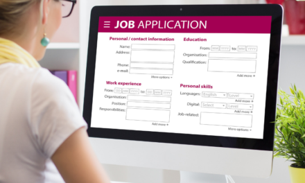 Be Careful Applying for Employment Online