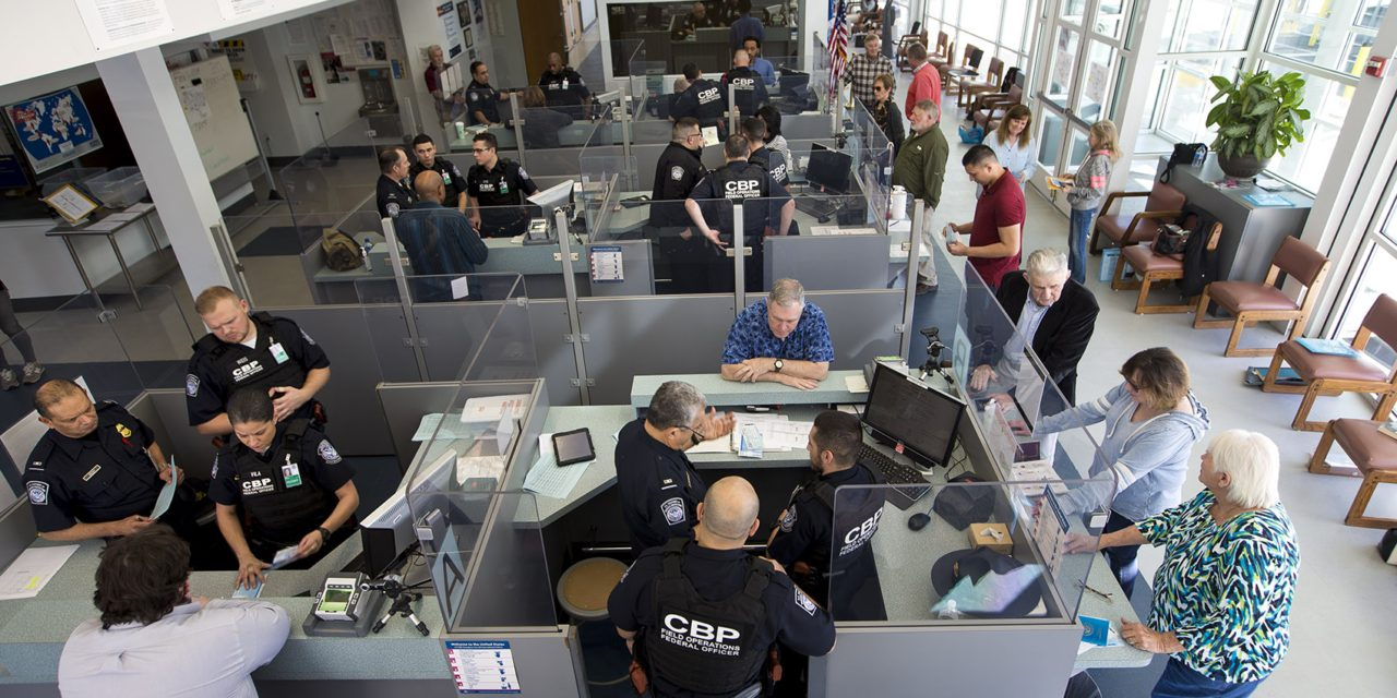 Customs and Border Protection Hack Reveals More Than Private Data